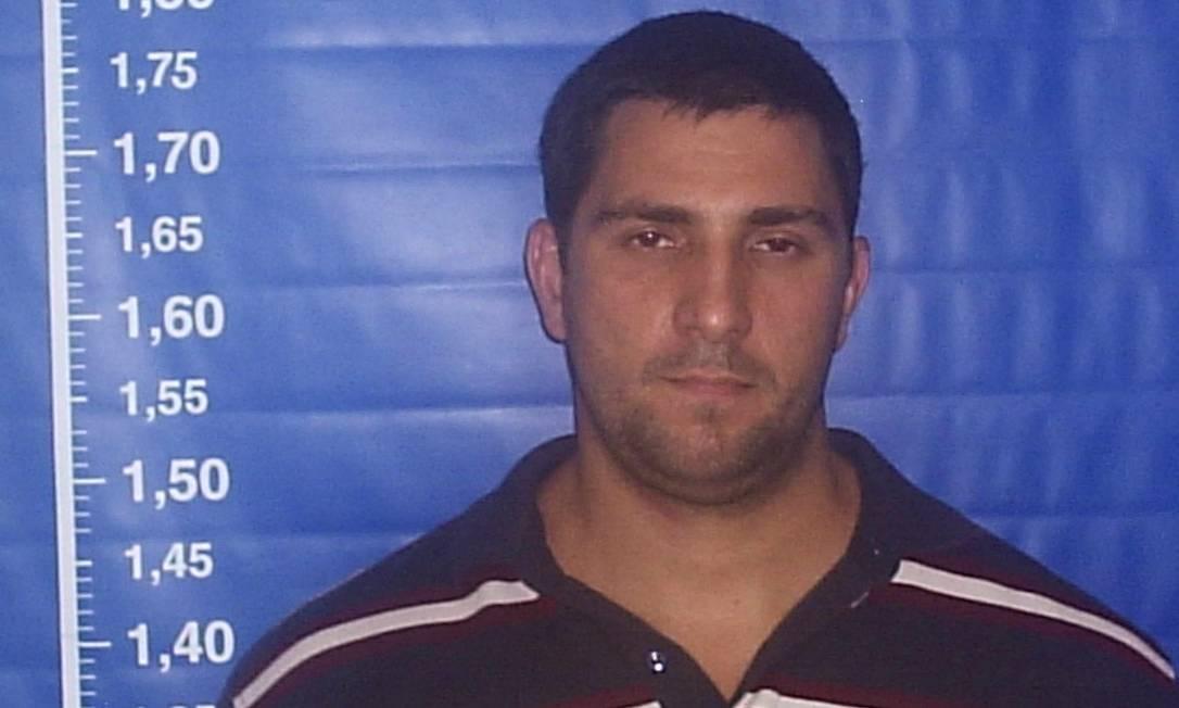 O ex-capitão do Bope Adriano Magalhães da Nóbrega, foragido da Justiça, é suspeito de chefiar o grupo paramilitar Escritório do Crime Foto: Divulgação