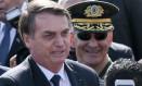 Jair Bolsonaro Foto: Edilson Dantas / Agência O Globo