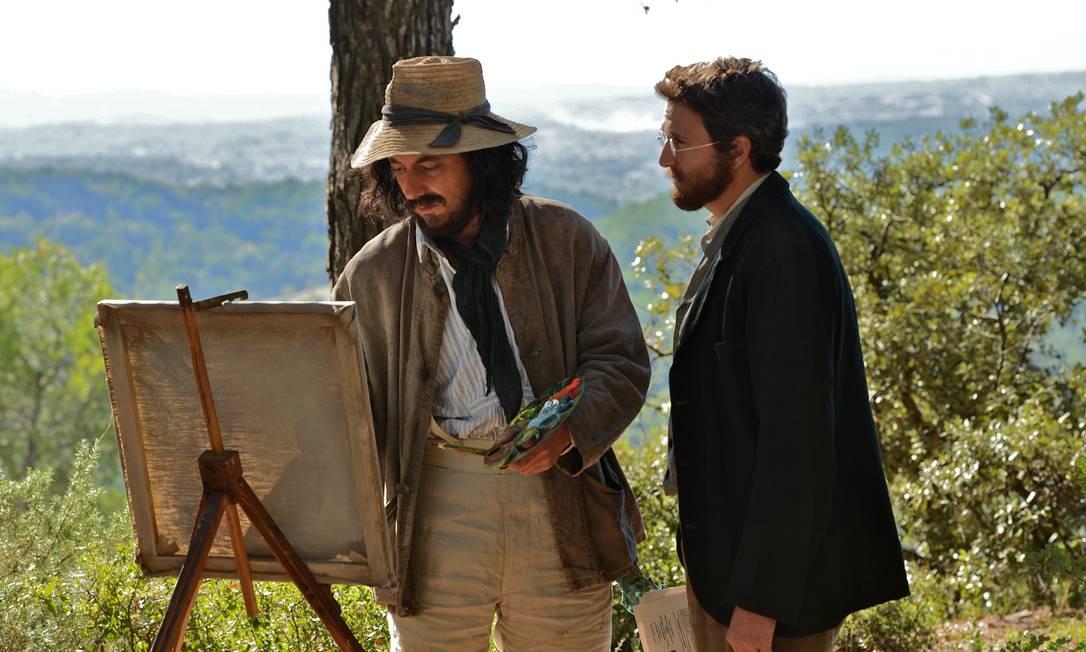 """RS - cena do filme """"Cézanne e eu"""" Foto: Divulgação / Luc Roux"""