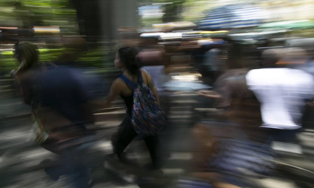 Enem é a principal via de acesso ao ensino superior no país Foto: Leo Martins / Agência O Globo