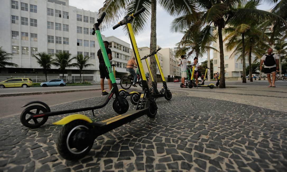 Decreto estipula prazo de 30 dias para que sejam feitas adaptações e regras entrem em vigor Foto: BRENNO CARVALHO / Agência O Globo