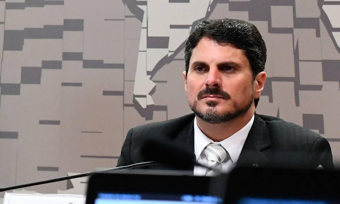 O senador Marcos do Val (Podemos-ES) Foto: Agência Senado