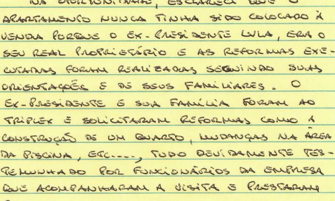 Anexos da delação de Léo Pinheiro abrangem ao menos 14 políticos de partidos como PSDB, MDB, PP, PT e DEM Foto: Reprodução