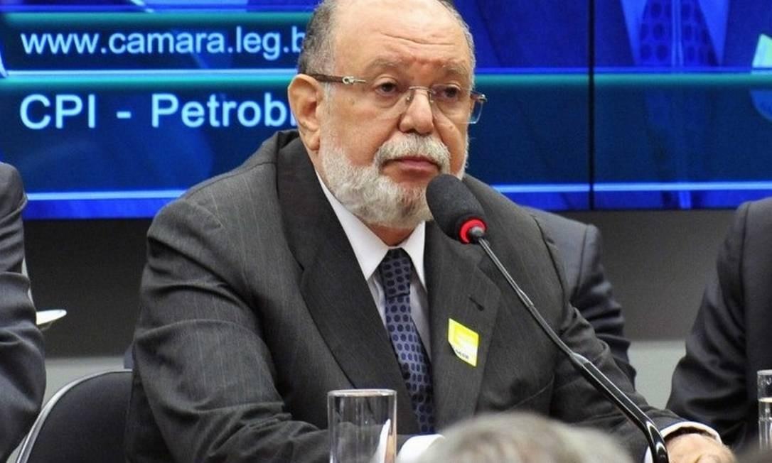 Léo Pinheiro, dono da Empreiteira OAS Foto: Agência O Globo
