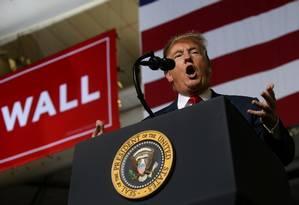 Trump diz que imigrantes 'insatisfeitos' com centros de detenção devem ficar em casa Foto: Leah Millis / REUTERS
