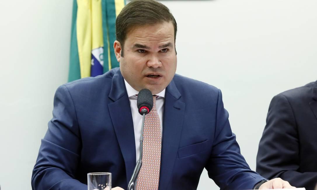 O relatório do deputado Cacá Leão (PP-BA) precisa ser aprovado antes do recesso parlamentar Foto: Câmara dos Deputados