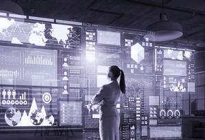 Só 20% dos trabalhadores do mercado de tecnologia são mulheres. E não é por falta de preparo, já que a pesquisa mostra que elas têm grau de instrução mais elevado do que os homens Foto: Shutterstock