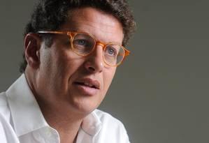 O ministro do Meio Ambiente, Ricardo Salles Foto: Claudio Belli / Agência O Globo
