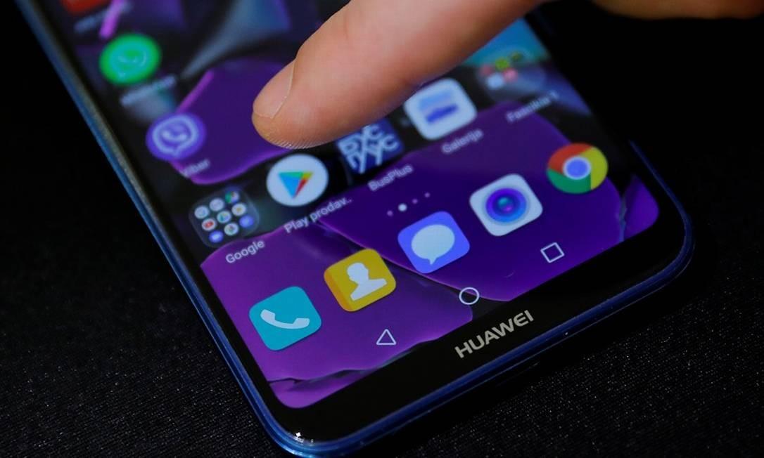 Android: sistema é o mais visado por hakers, segundo Krief. Foto: MARKO DJURICA / Reuters