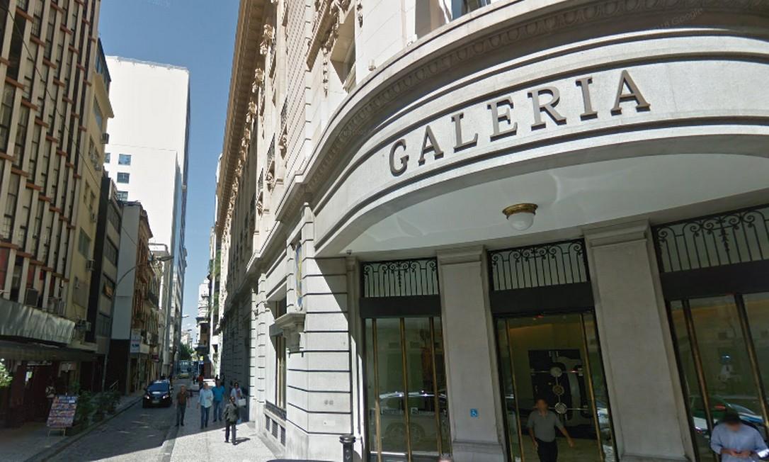 Secretaria de Estado de Cultura deixará o Edifício Galeria, rumo à Biblioteca Parque Estadual (BPE) Foto: Reprodução / Google Maps