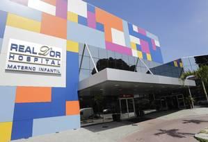 Plano oferecido em conjunto entre operador e hospital avança no Rio e deve ser levado a outros estados Foto: Gustavo Azeredo / Agência O Globo