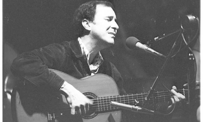 João Gilberto nos anos 60 Foto: Tom Copi / Michael Ochs Archive / Getty