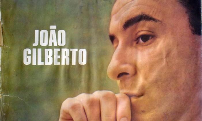 """""""João Gilberto"""" Foto: Reprodução / Internet"""