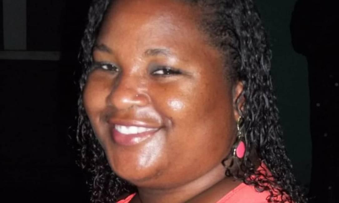 Eucida Teixeira Ambrósio dos Santos foi esfaqueada e morta Foto: Reprodução
