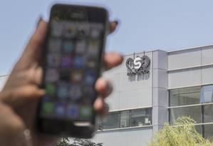 Israelense NSO encontrou falha que deu origem à ferramenta de interceptação de mensagens e senhas Foto: JACK GUEZ/AFP
