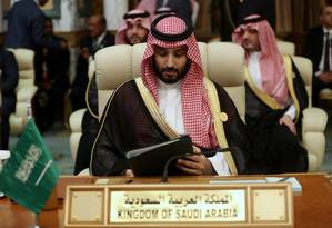Irmã do herdeiro da coroa saudita, Mohammad bin Salman, será julgada a partir desta terça-feira em Paris. Hassa bint Salman é acusada de agressão e de manter um homem em cárcere privado. Apesar da polêmica, a expectativa é de que o caso não influencie nas relações entre os dois países Foto: Hamad I Mohammed / REUTERS