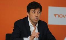 Amoêdo desiste de se candidatar à Presidência pelo Novo) Foto: Geraldo Bubniak/Agência O Globo