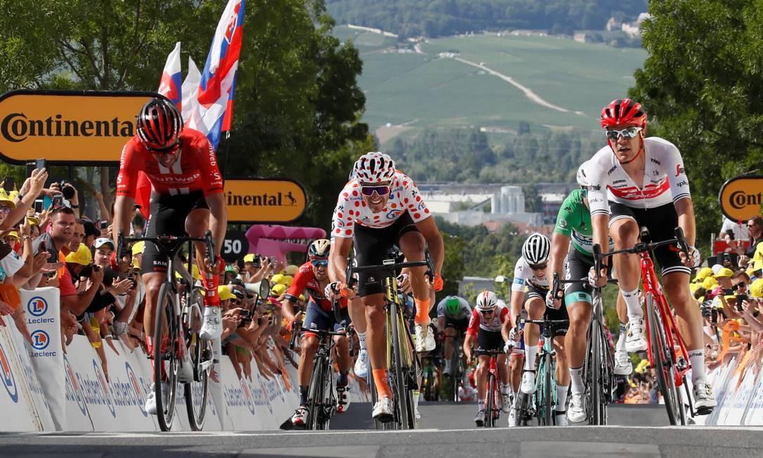 106ª edição da corrida de ciclismo Tour de France Foto: GONZALO FUENTES / REUTERS