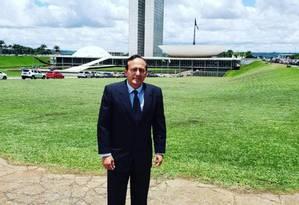 Tutuca foi nomeado para cargo na Secretaria do Audiovisual Foto: Reprodução