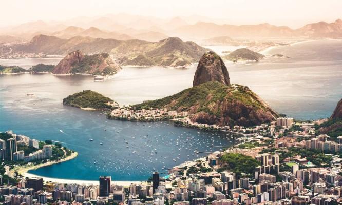 Cartão Postal do Rio de Janeiro Foto: Banco de Imagens