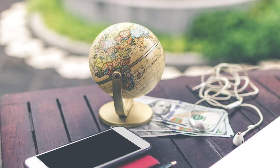 A melhor alternativa para realizar transferências internacionais Foto: Banco de imagens