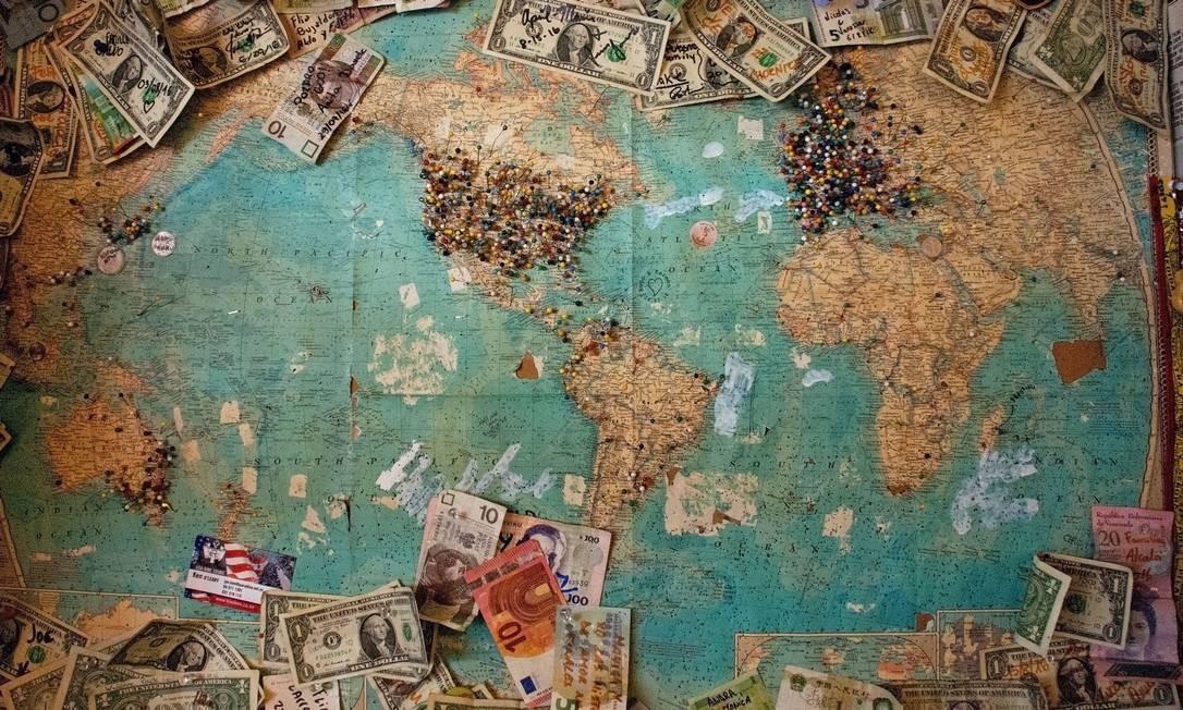Artigo mostra quanto tempo demora uma transferência internacional e qual a melhor alternativa Foto: Banco de imagens