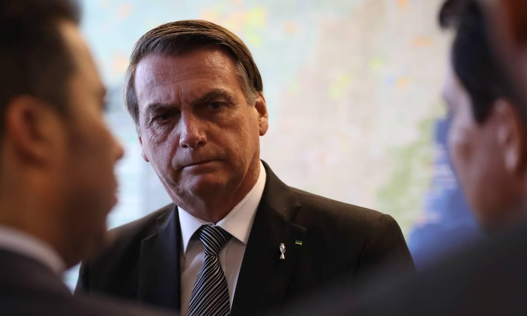 O presidente da República Jair Bolsonaro Foto: Marcos Correa / Marcos Corrêa/Presidência