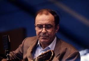 João Gilberto morreu aos 88 anos Foto: Agência O Globo
