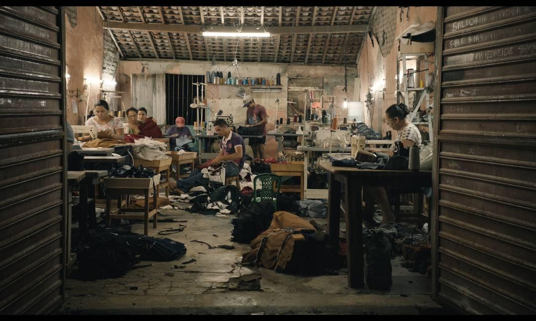 Cena do documentário 'Estou me guardando para quando o Carnaval chegar' Foto: Divulgação
