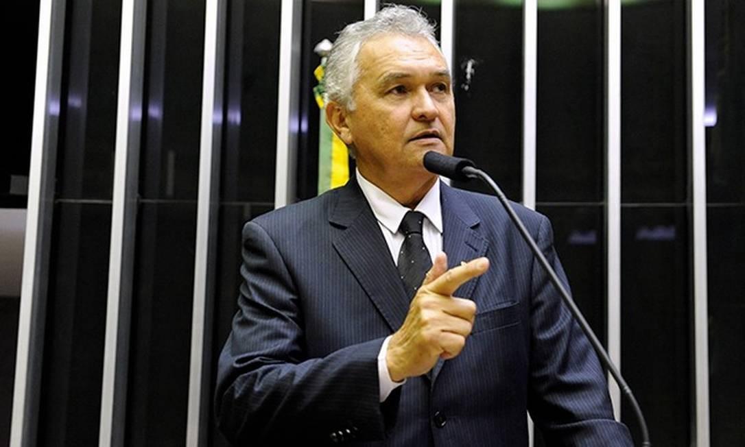Deputado General Girão, do PSL do Rio Grande do Norte Foto: Divulgação Câmara