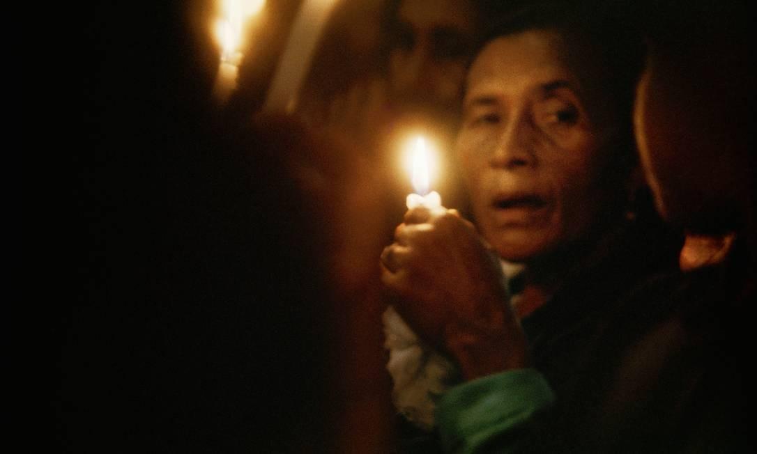 Maureen Bisilliat, do livro Sertões: luz & trevas Foto: Acervo Instituto Moreira Salles