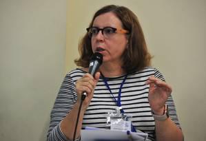 Coordenadora de pesquisa do Instituto Fernandes Figueira participou de levantamento internacional Foto: Divulgação