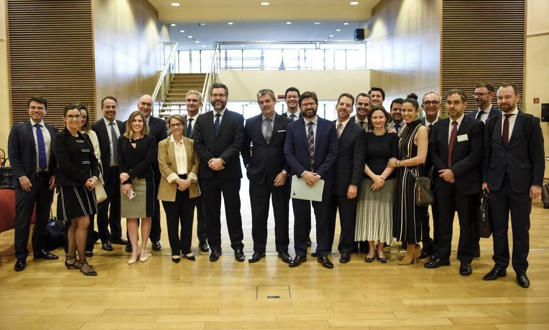 Presidente da Confederação Nacional do Comércio de Bens, Serviços e Turismo avalia novo acordo Foto: Heitor Granafei MRE / Divulgação