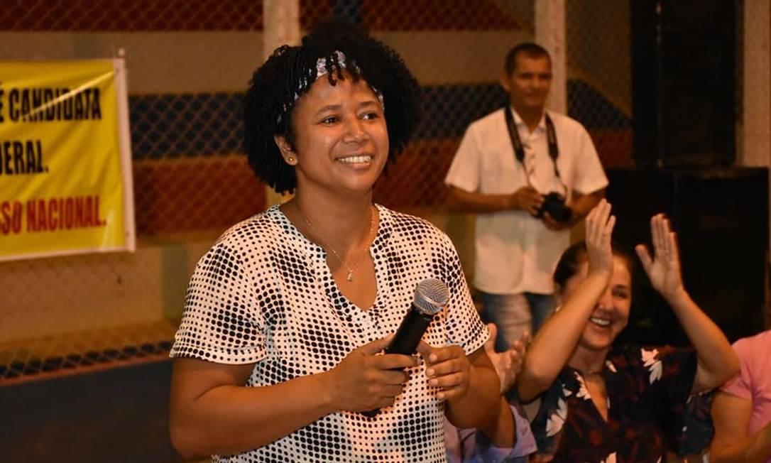 Silvia Cristina, deputada eleita por Rondônia Foto: Arquivo pessoal