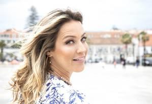 Luana Piovani em Portugal Foto: Daryan Dornelles