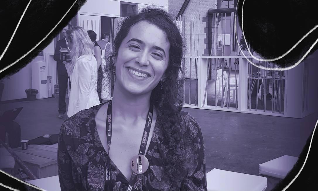 Leticia Rizério mapeia a geografia urbana de Belo Horizonte para identificar como reduzir o risco de assédio e a sensação de insegurança que limitam a circulação das mulheres pelas ruas Foto: Arquivo