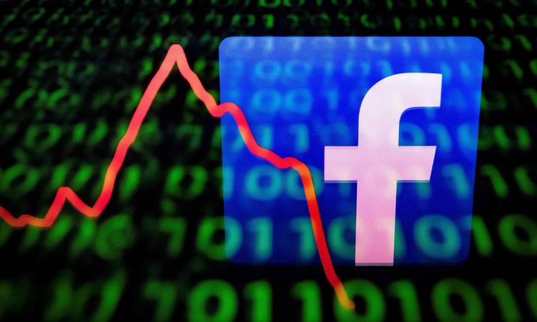 Facebook: acordo bilionário com FTC. Foto: LIONEL BONAVENTURE / AFP