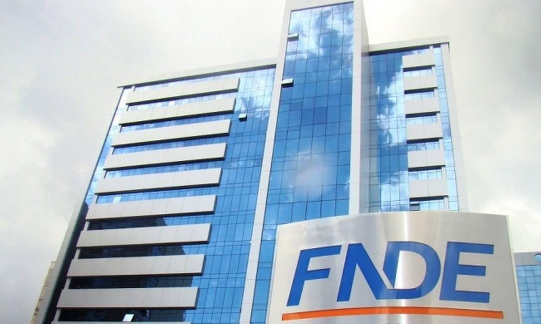 Edifício do Fundo Nacional de Desenvolvimento da Educação Foto: Divulgação/FNDE
