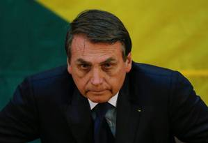 Quando pedia votos para o Planalto, Bolsonaro prometeu combater a fome Foto: ADRIANO MACHADO / ADRIANO MACHADO/REUTERS