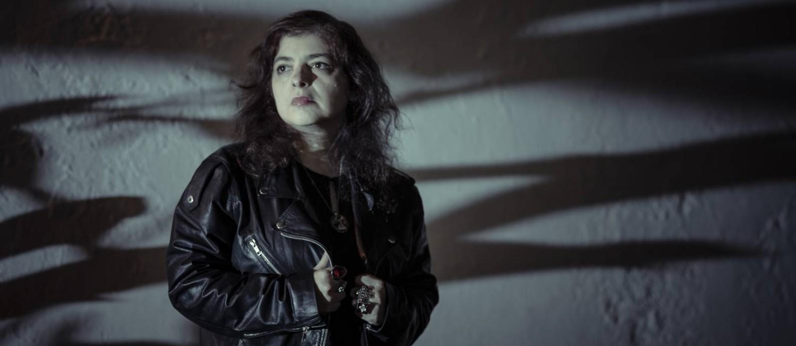 A escritora argentina Mariana Enríquez Foto: Leo Martins / Agência O Globo