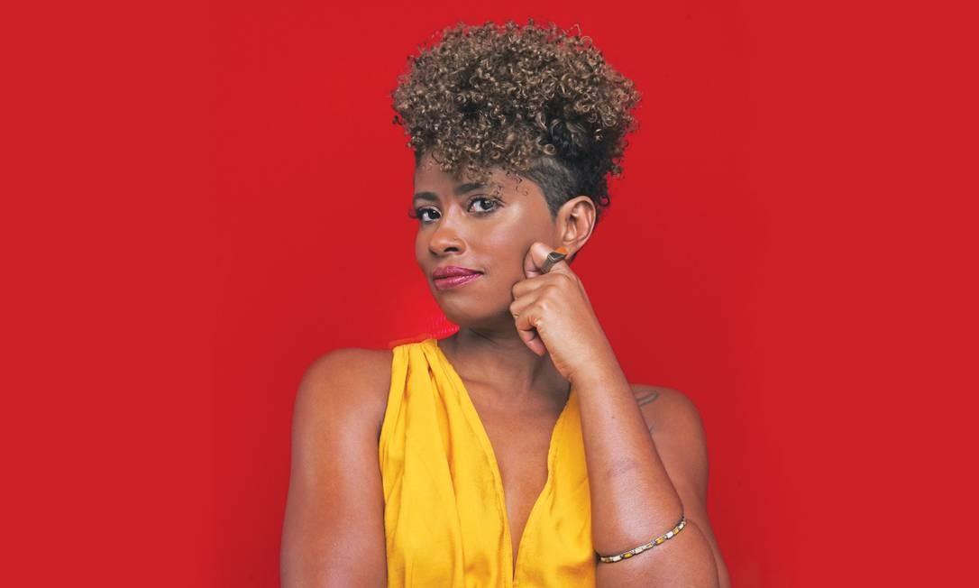 Giovana Xavier, autora que participa da Flip Foto: Divulgação