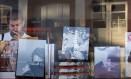 LIvraria na Flip: edição luxuosa de 'Os sertões' foi apenas o 28º livro mais comprado Foto: Leo Martins / Agência O Globo