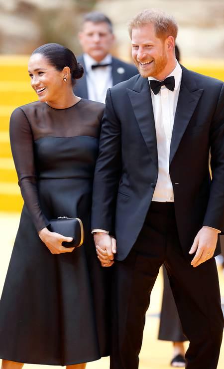 O casal real britânico Foto: Max Mumby/Indigo / Getty Images
