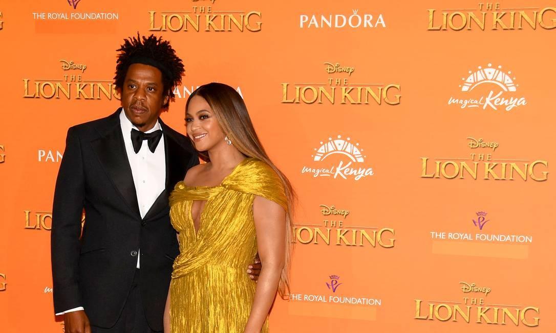 O casal real americano Foto: Gareth Cattermole / Gareth Cattermole/Getty Images f