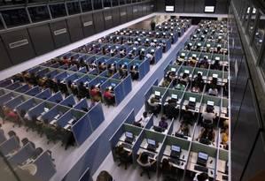 Plataforma on-line naomeperturbe.com.br permite bloquear ligações indesejadas Foto: Custódio Coimbra