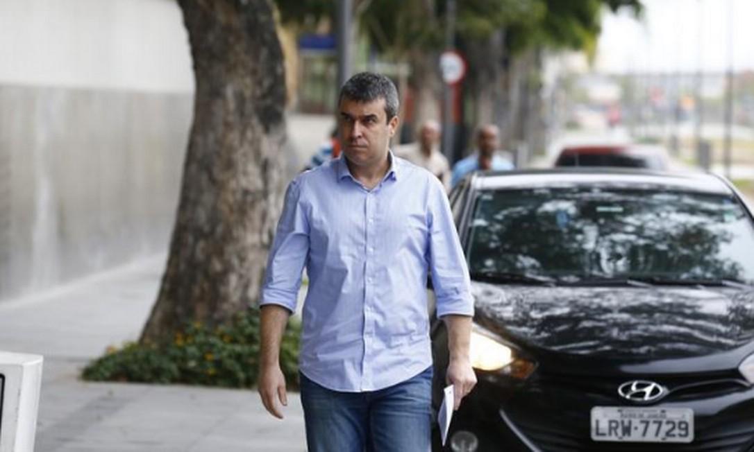 O ex-deputado federal Rodrigo Bethlem foi o estrategista político de Crivella nas eleições de 2016 Foto: Pablo Jacob / Agência O GLOBO