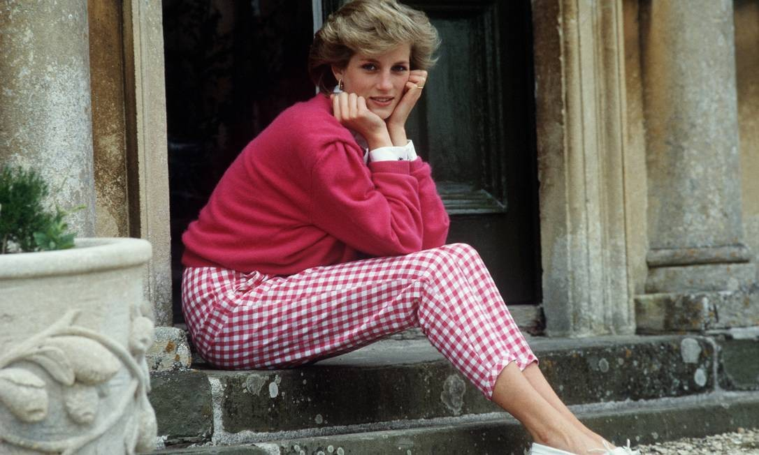 A princesa Diana Foto: Tim Graham / Tim Graham Photo Library via Get
