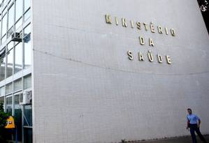 Bsb- Brasília- Brasil.02/03/2012 - PA - Fachada do edifício-sede do Ministério da Saúde, em Brasília .Foto : Ailton de Freitas/AgênciaOglobo Foto: Aílton de Freitas / Agência O Globo