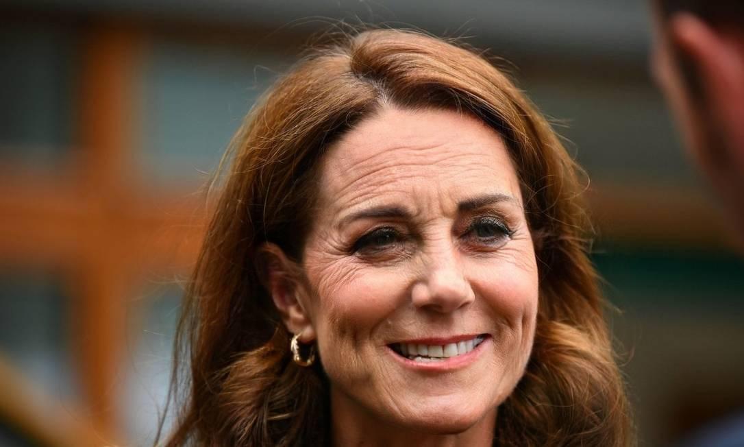 Kate Middleton Foto: FaceApp de Getty Images
