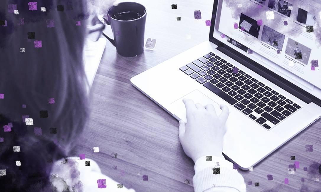 A hashtag #LinkedInNãoÉTinder é uma das ferramentas usadas pelas usuárias para denunciar assédio na plataforma de networking Foto: Pixabay / Pixabay